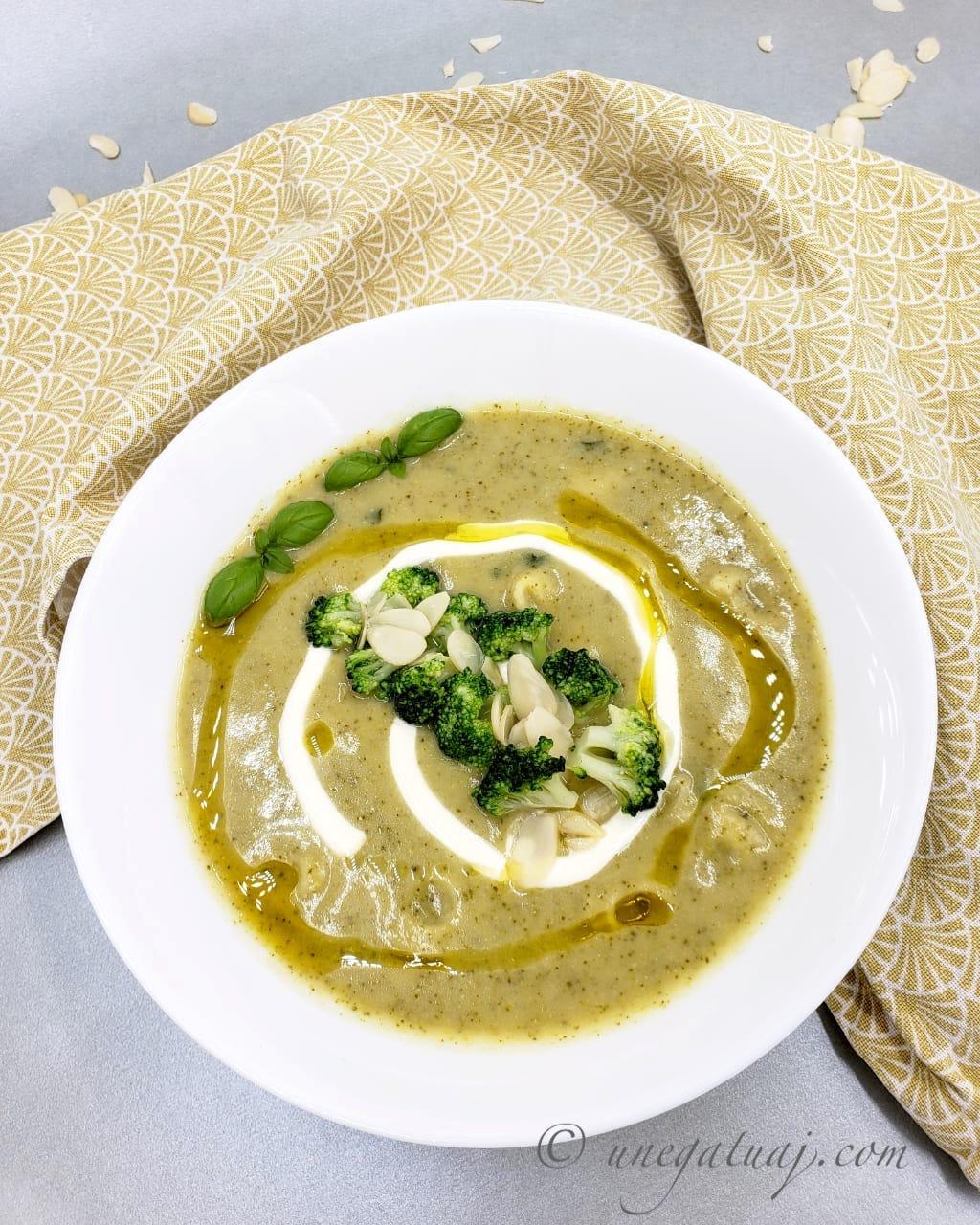 Supë krem me brokoli