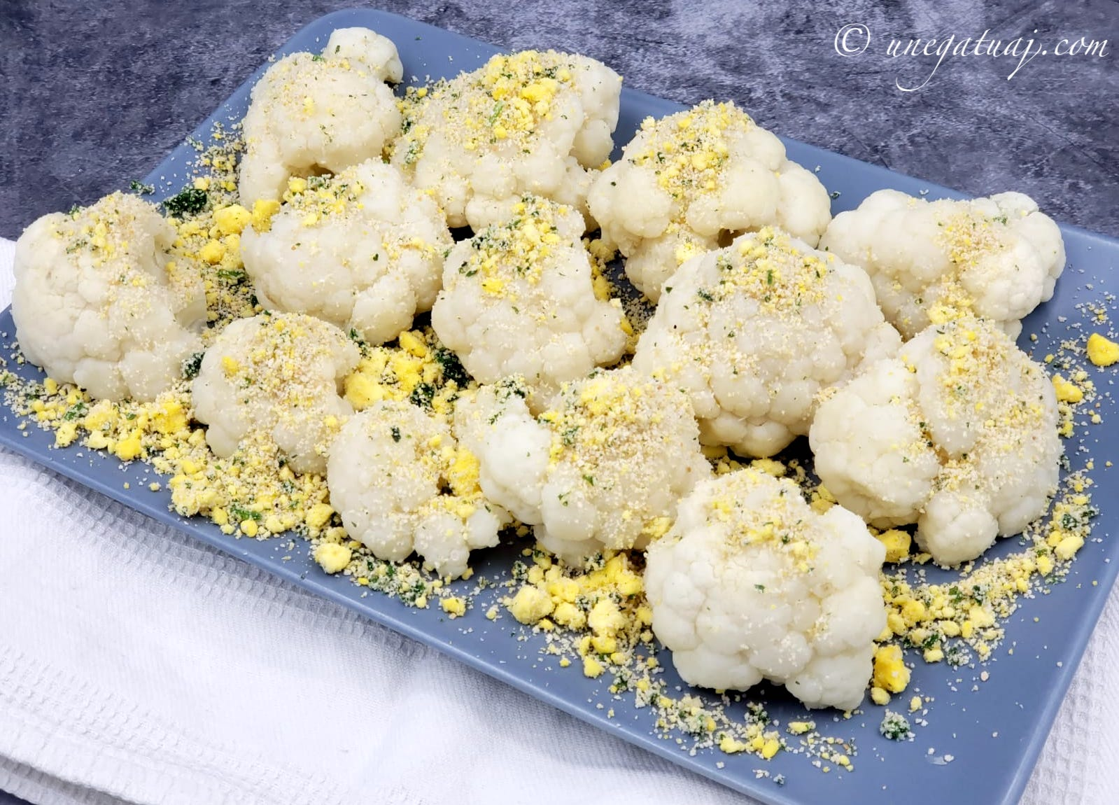 Lulelakër me vezë të ziera