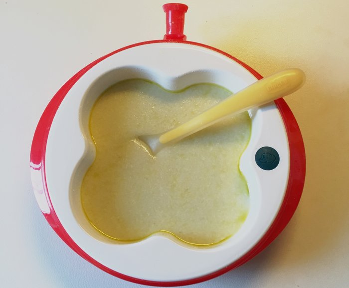 Supa e parë e bebit